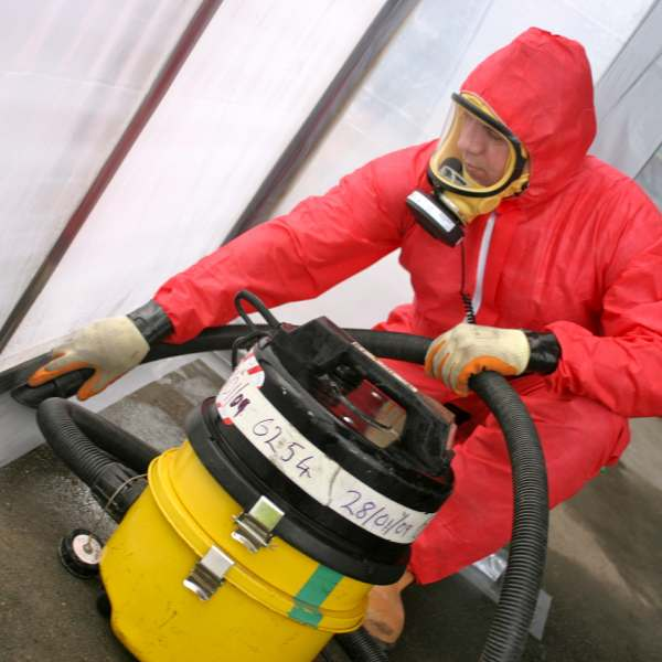 Asbestos Removal Staffordshire